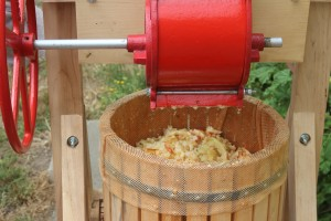 Summer Apple Press