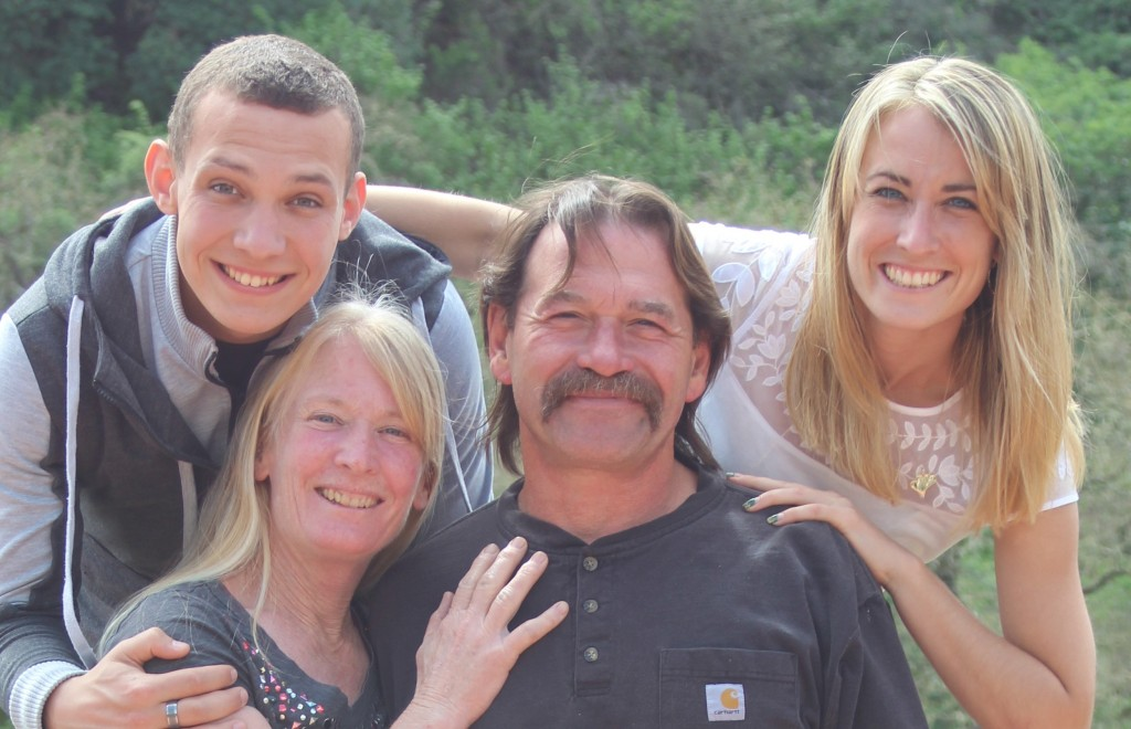 Christine's Family