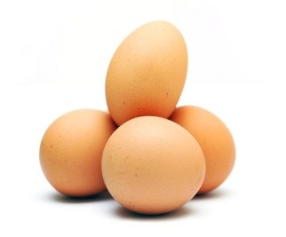 Fresh Organic Vegetarian Kosher Eggs